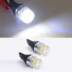 2-x-New-White-T10-T15-5050-5-SMD-LED-Car-Vehicle-Side-Tail-Lights-Bulbs-Lamp