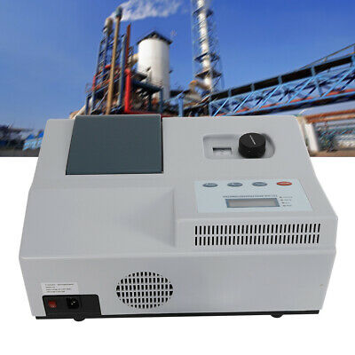 Visible Spectrophotometer 721 Lab Equipment 110v 2nm Photometer 350nm-1020nm