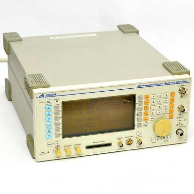Ifr Aeroflex 2945a020305 Communications Service Monitor 1ghz Spectrum Analyze