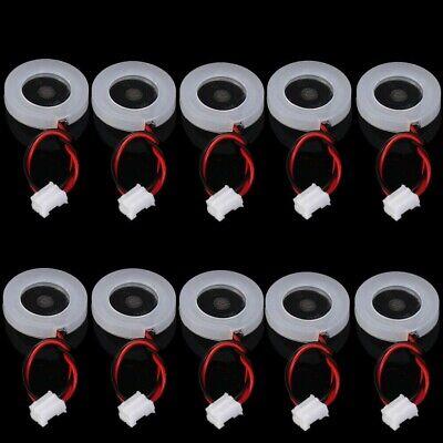 10x 113khz Ultrasonic Mist Maker Transducer Ceramic Humidifier Accessories D16mm