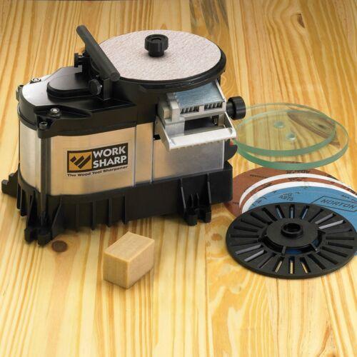 Work Sharp™ WS3000 Tool Sharpener - Sharpening ...
