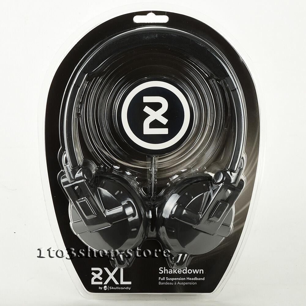 Skullcandy 2XL Shakedown Stereo Headphones with Full Suspens