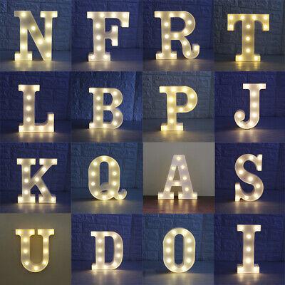 Applique LED de Lettre en ABS Lampe Murale Décor pour Maison en Halloween Noël (Mural De Halloween)