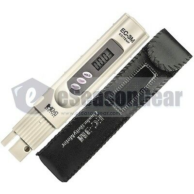 Hm Digital Ec-3m 1413 Solution Msconductivity Testermeternew Model