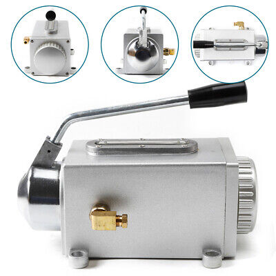 Manual Pump Oiler Lubricator One Shot Lube Oiler For Milling Machine Cnc