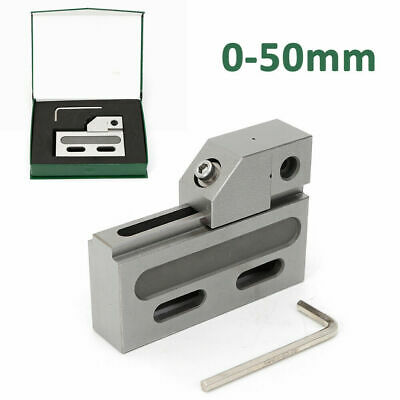 New Wire Edm High Precision Vise Stainless Steel 2 Jaw Opening 1.5 Kg Clamping
