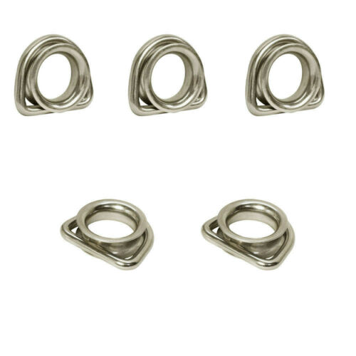 5Pc Stainless Steel Marine Boat 5/16