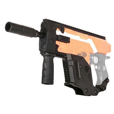 Worker MOD Kriss Vector Imitation Kit Combo B 9 Items for Nerf STRYFE Modify Toy