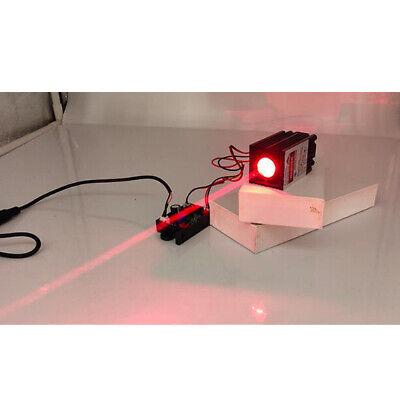 High Power 12v 635nm 638nm 800mw Orange Red Dot Laser Diode Module Thick Beam