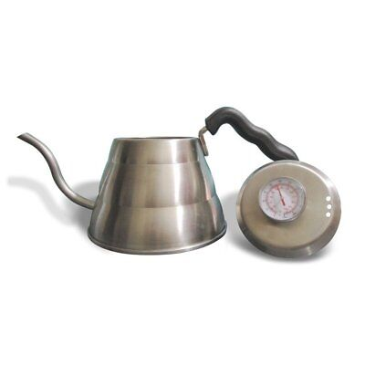 China Stainless Steel Tea Kettle (Herbal Delight 1L Stainless Steel Tea Kettle with Built-In Thermometer)