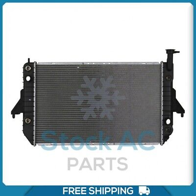 A/C Radiator for Chevrolet Astro / GMC Safari QOA