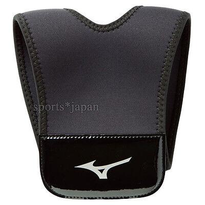 Mizuno Japón Guante de Béisbol Mitón Mantener Banda Cinturón Negro 1GJYG13000