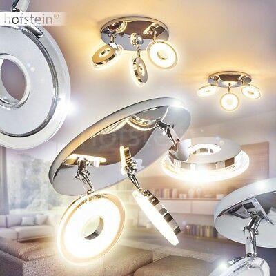 Luxus LED Decken Spot Leuchten Flur Wohn Schlaf Zimmer Beleuchtung verstellbar