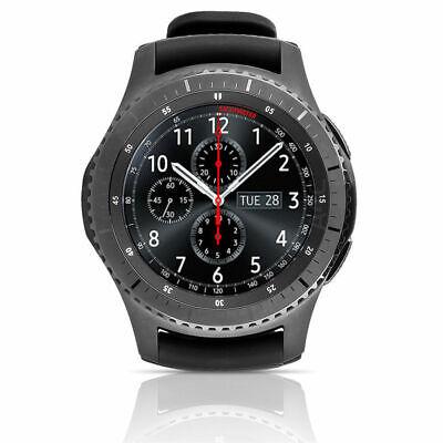 Samsung SM-R760NDAAXAR Gear S3 Far reaches Smartwatch 46mm - Dark Gray