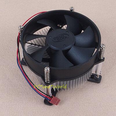 Купить DEEP COOL CPU Heatsink Cooler Fan for Intel LGA 775 CK77502
