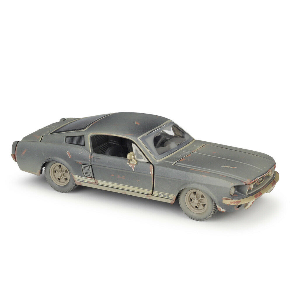 1//24 Maisto 1967 Ford Mustang GT Metal Alloy Diecast Model Car Kid Collection To