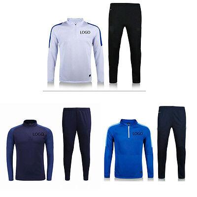 2016/17 New Mens Football Winter SportsTracksuit Soccer JerseysTraining Clothing