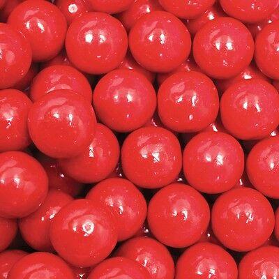 Siracha Gumballs Vending Candy Gum Balls 2 Lbs. Gumballs 1 Inch