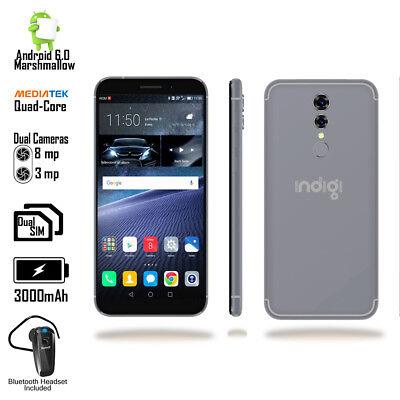NEW 2018 Android SmartPhone - 5.6in - QuadCore - DualSIM - F