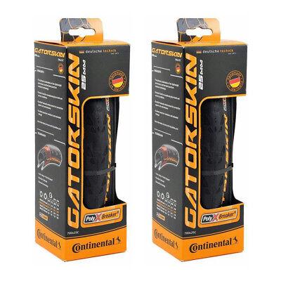 Continental Gatorskin 700x25 Road Bicycle Tire - Folding - B