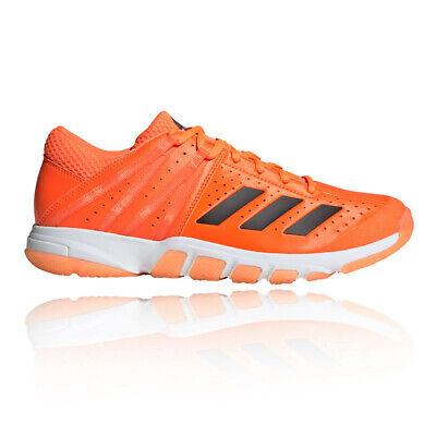 adidas Mens Wucht P5.1 Badminton Shoes Trainers Sneakers- Orange Lightweight