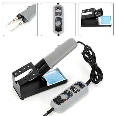 Portable Mini Hot Tweezers Soldering Station 120w For Bga Smd Yihua 938d 110v Us
