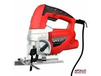Brand new Apollo Heavy Duty 600W Power Jigsaw with Quick Blade-Change Mechanism