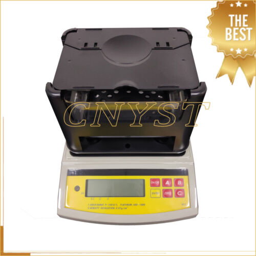 High Accuracy Electronic Gold Density Meter Densimeter Gold Purity Testing Gauge
