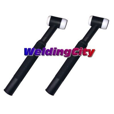Weldingcity 2-pk Tig Welding Torch Body Wp-17f Flex-head Air-cool 150a Usa Fast