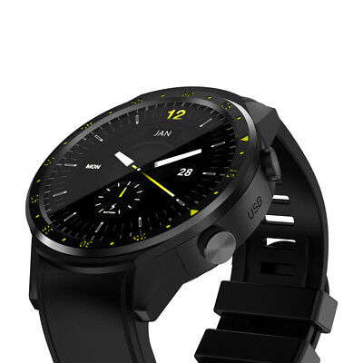 Sports Smart Wrist Watch Bluetooth GPS SIM GSM For IOS Android iPhone Samsung LG