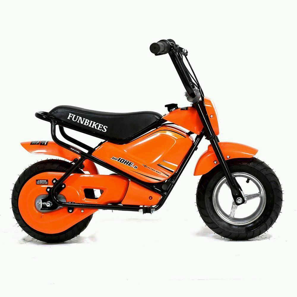 250w electric kids monkey bike