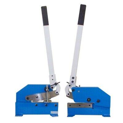 12 Manual Hand Shear Shearer Sheet Metal Steel Cutter