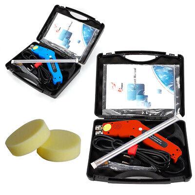 250w Electric Hot Knife Foam Cutter Foam Cutting Tools Heat Knife Carrying Case