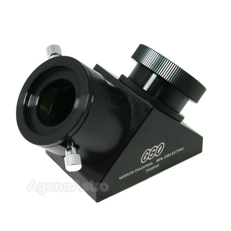 "GSO 2"" 90-deg 99% Dielectric Mirror Diagonal for SCT Telescope"