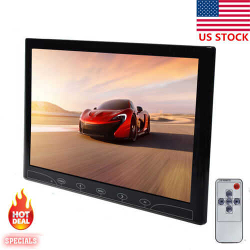 """TOGUARD 10"""" Security CCTV Monitor TFT LCD Display Screen Spe"""