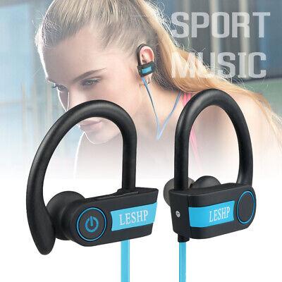 Bluetooth Sport Headset Wireless in-Ear Stereo Earbuds Headphones Earphones BP