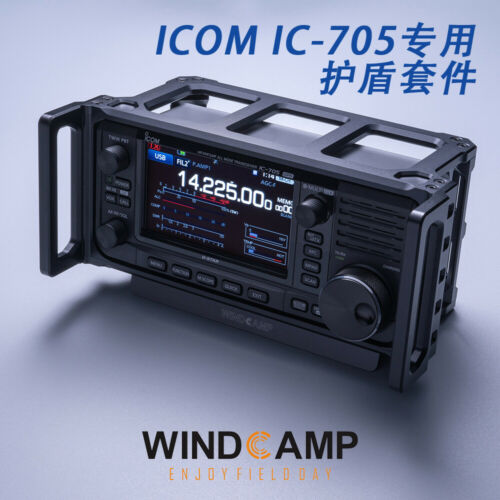 WINDCAMP ARK-705 Shield case Carry Cage for ICOM 705 IC-705 New