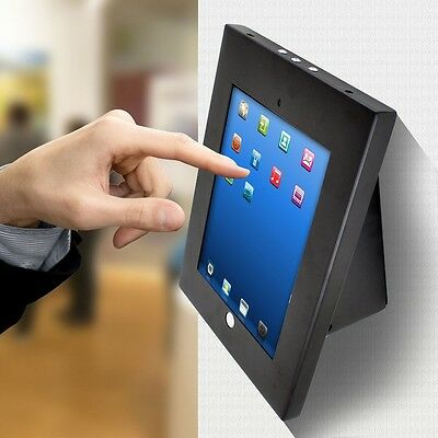 NEW Pyle PSPADLKW5 Anti-Theft Kiosk Multi-Mount Stand for iPad 2/3/4 & iPad Air
