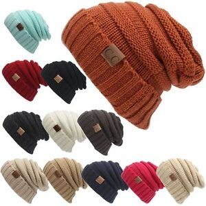 Women-Men-Hot-New-Hip-Hop-Beanies-Unisex-Winter-Knitted-Wool-Cap-Folds-Hat