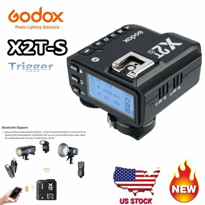 Godox X2T-S TTL 2.4G Transmission Trigger Flash Speedlite For Sony App Control
