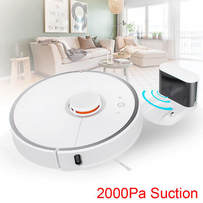 XiaoMi Mijia Roborock Sharp Robot Vacuum Cleaner 2in1 Sweep&Mop Father's Day USA