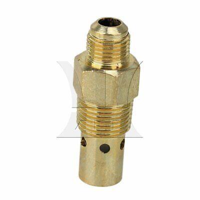 38 Alloy Air Compressor One Way Check Valve Golden