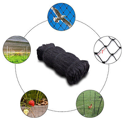 1 Hole 25 X 50 Net Netting For Bird Poultry Avaiary Game Pens Mesh - 555
