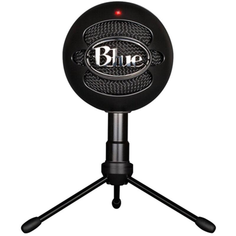 Blue Microphones Snowball Ice Versatile Usb Microphone - Black