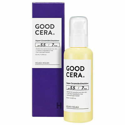 Holika Holika Good Cera Super Ceramide Emulsion 130ml Free gifts