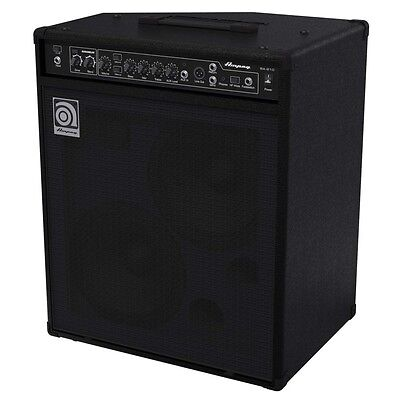 Ampeg BA-210 v2 Combo Amp 2x10-Inch Bass 450-Watt 3-Band EQ Amplifier- USED