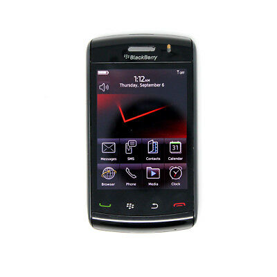 BlackBerry Storm 2 9550 POWERS ON MAY BE USED FOR PARTS OR REPAIR SOLD AS-IS