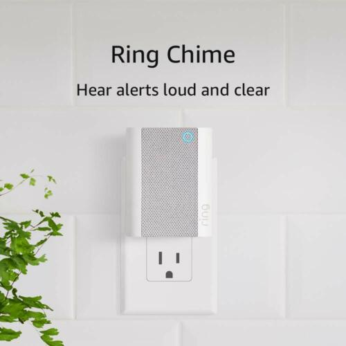 Pro Extend Wireless Ring Chime Wifi Smart For Indoor Compatible With Ring App