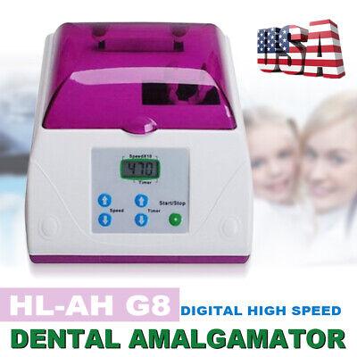 Hl-ah Amalgamator G8 Dental Amalgam Capsule Mixer Blender High-speed Amalgamator