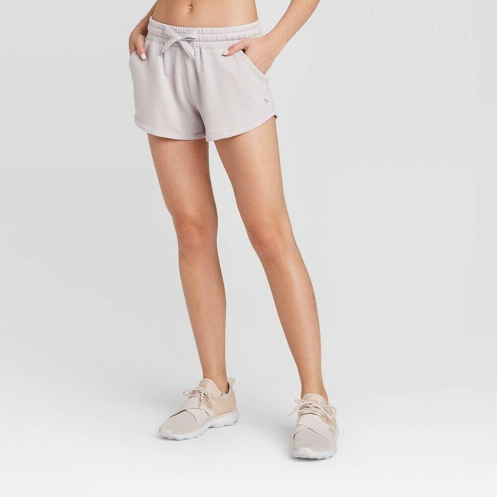 Women's Airen Shorts – JoyLab Stone Gray S Activewear
